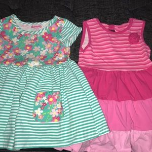 Other - Girls dresses size 3t, used in great condition